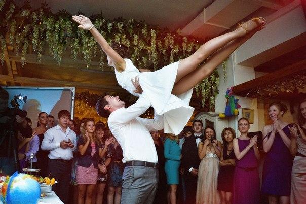 Танцы на с на свадьбе